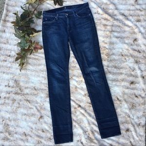 7FOMK High Waist Roxanne Skinny Jeans